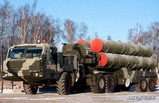 (S-400防空导弹)