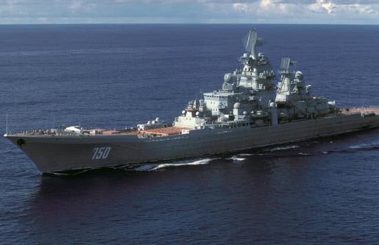 基洛夫级巡洋舰