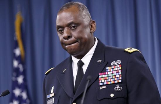 美国国防部长奥斯汀