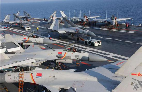 (美国行家认为,中国在2035年旁边将拥有6艘航空母舰)