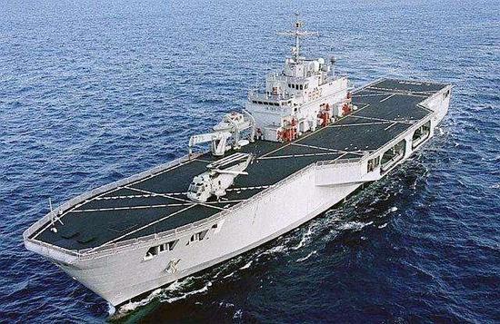 意大利的圣乔治级登陆舰
