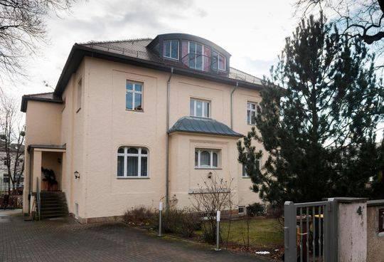 冷战期间,这栋大楼是克格勃在德国德累斯顿的总部。