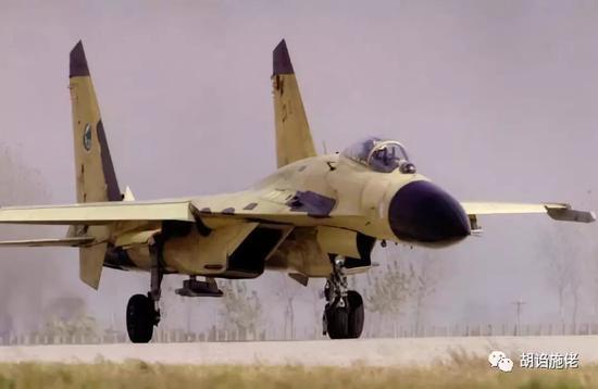 ▲ 以国产苏-27改造的话,谁人时间点能够和歼-11B定型也差不多