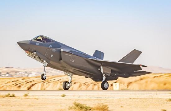 以色列接收第16架F35战机 组成世界第二大F