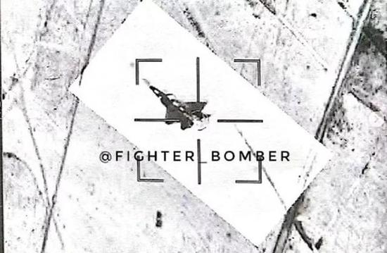"""美F22隐身战机遭""""破功"""" 俄苏35火控雷达将其准确锁定"""