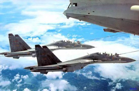 歼-11系列战机终于迎来了战力倍添器
