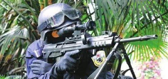 88式狙击步枪更多相当于国外精确射手步枪