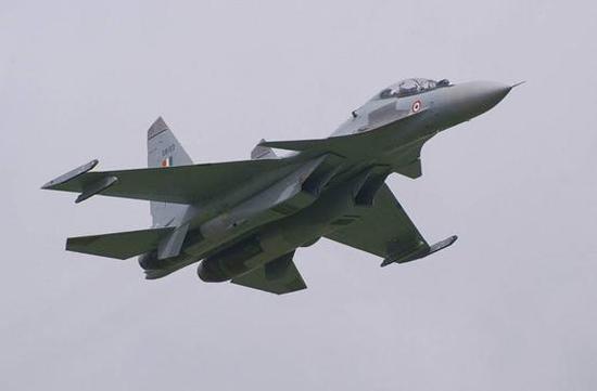 印度空军的苏-30MKI