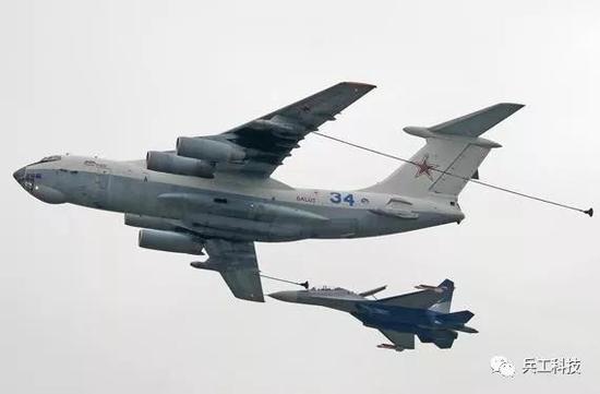 运20改装空中加油机 是否可直接移植轰油6
