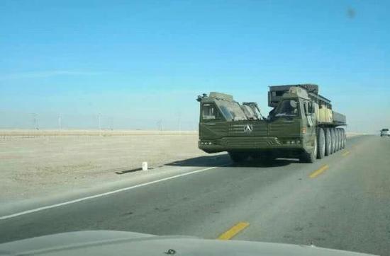 白俄的重型TEL载车技术独步全球