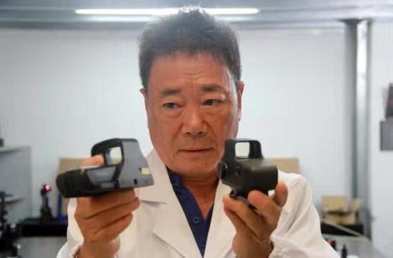 中国全息瞄准镜打破美垄断 日本都要靠走私获取技术
