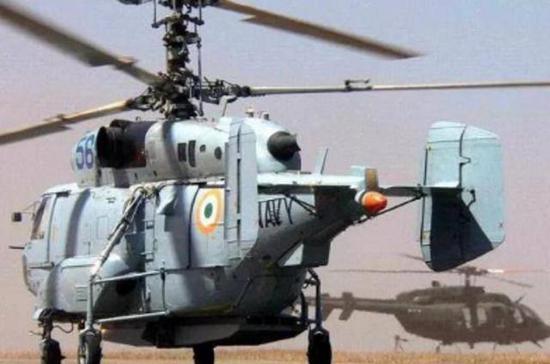 印度俄制直升机