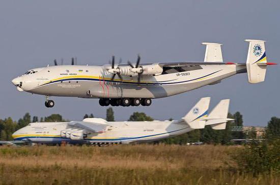 烏克蘭又一款重型運輸機要甩賣 比中國運20載貨還多