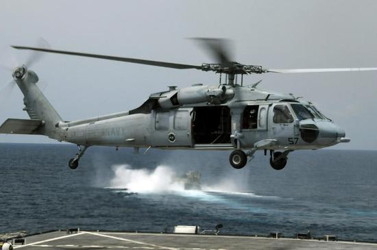 MH-60S直升机