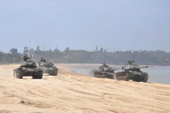 美国新国防授权法草案内容公开 竟要求美军赴台军演军演美军台湾军事