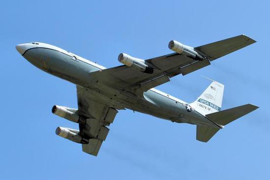 美军这款侦察机可随意进入俄罗斯?俄军机也飞越白宫