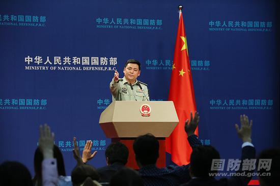 中国军队持续兴起新时代群众性大练兵大比武热潮