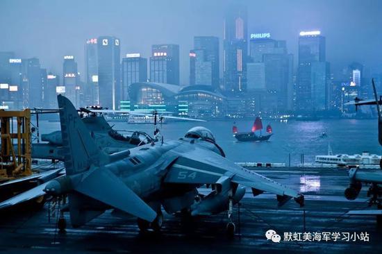 中方拒绝美军舰停靠香港申请 为何美国海军郁闷了?