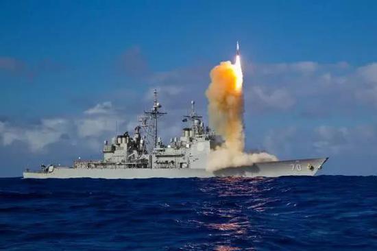美航母将配新武器对抗中国东风21D 但挡不住东风26