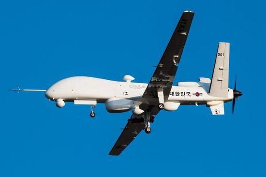 韩国眼红中国强推察打一体无人机 自研仅可挂弹2斤成笑柄