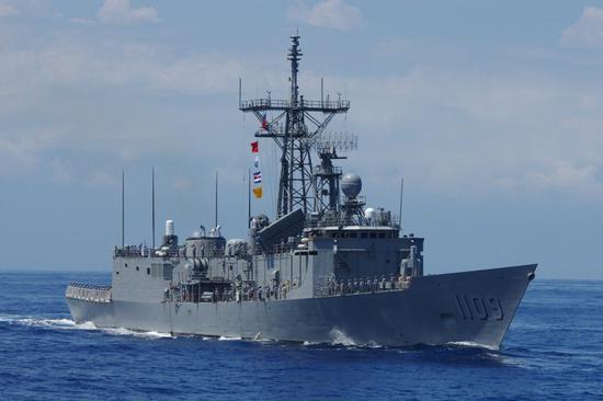 台湾造舰计划曝光:数年内造238艘 包含潜艇神盾舰