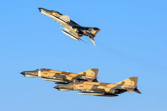 伊朗或与巴铁达成协议购买枭龙战机 但不会取