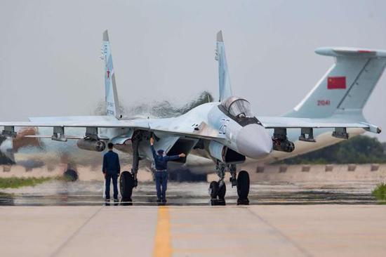 俄罗斯还有能力卖苏35给中国吗?