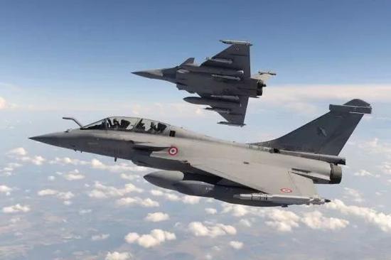 添空军能够屏舍F-35转购法国阵风