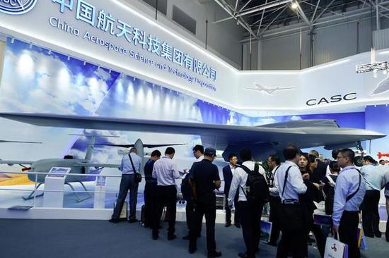 """图片:""""彩虹""""系列无人机已经成为中国无人机周围的一个响当当的品牌。"""
