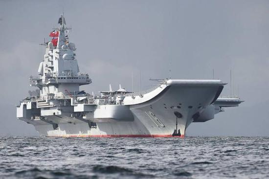 中国航母的排名异日有看进入前三