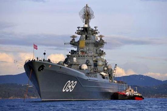 """""""彼得大帝""""号巡洋舰将批准改装,垂发装配将换装""""锆石""""导弹"""