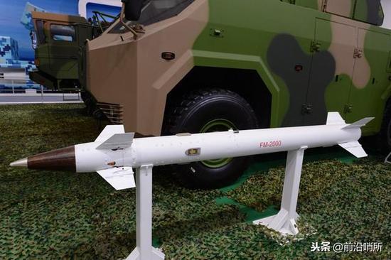 FM-2000近程防空体系