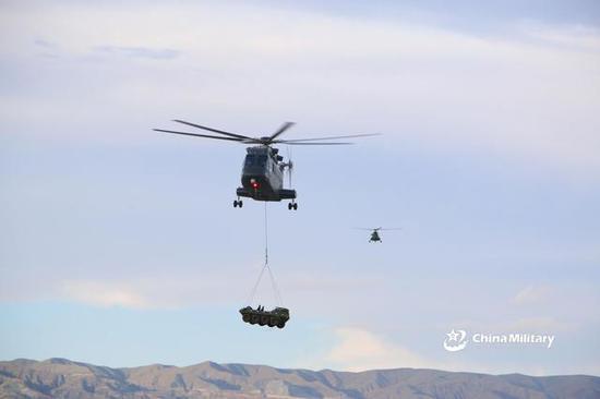 图片:吊运山猫的直-8G