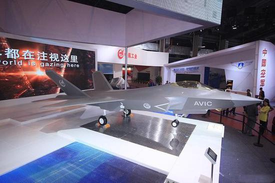 ▲FC-31未来的命运是出口