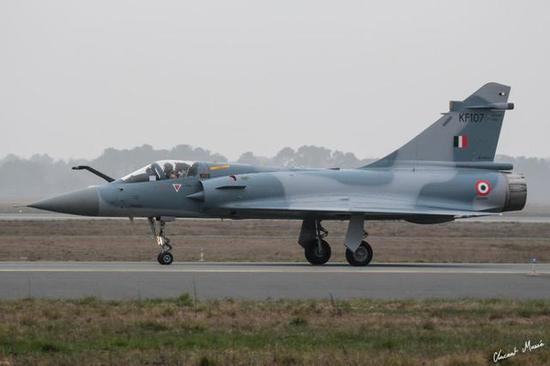 印度空军的幻影-2000