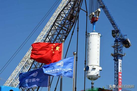 中國研第四代核能技術功率60萬千瓦 卻不適合上航母