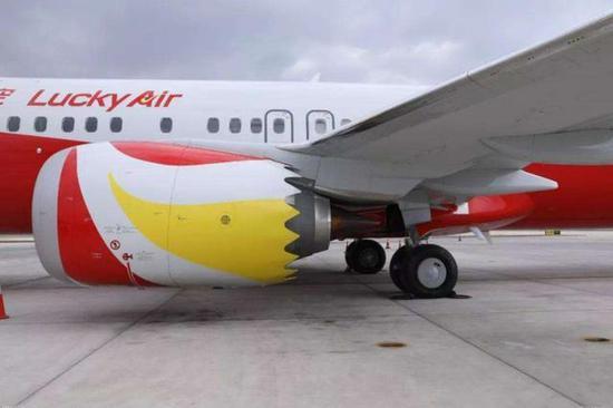 波音737MAX系列机翼位置过低是设计不足