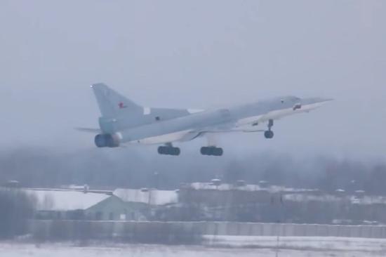 图片:图-22M3M首飞