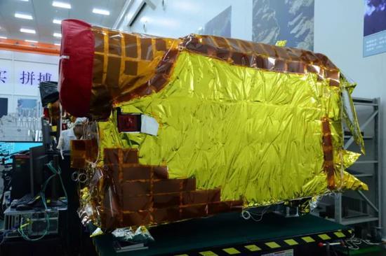 高分7号卫星相机在轨开机 成像区域纵贯南海细节清晰