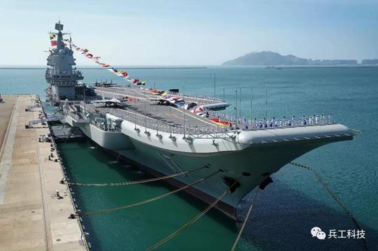 山东舰服役对中国海军意味什么