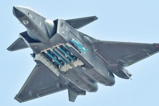 美专家:30年内 中国军力将成为世界第一