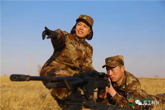 我军测试新型重机枪:有4大优势 非常适合高原部队