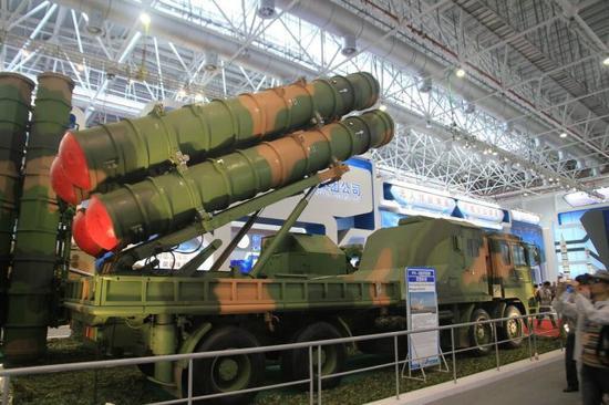 外媒:中国出口欧洲导弹虽不及S300 但能打隐身目标插图