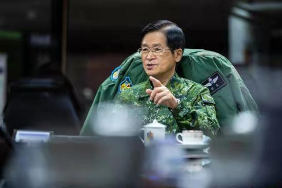 两岸若开战台湾能撑几天?台军负责人狂妄回应