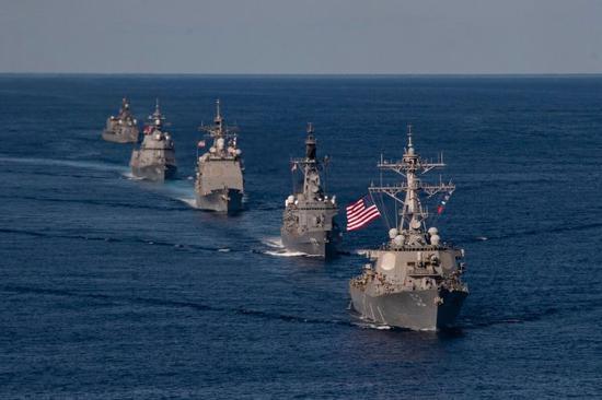 美日5万大军联合军演 美军:不排除向钓鱼岛投送兵力