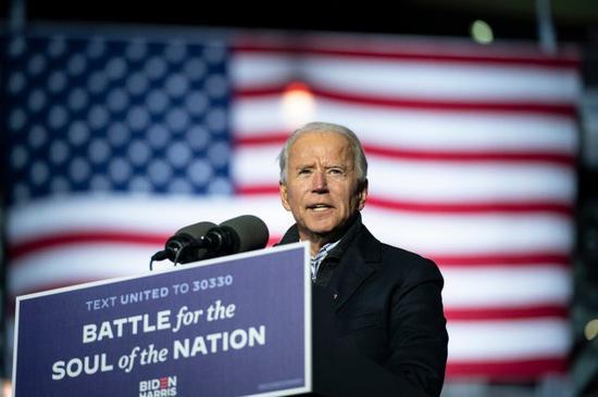 拜登当选美国总统会关心八个军事问题