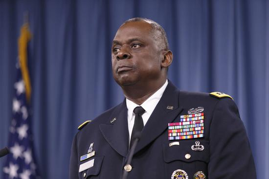 拜登提名奥斯汀任美国防长 系美军首位黑人战区司令