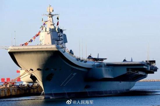 山东舰编队或赴南海演练 如遇他国挑衅将实施驱离