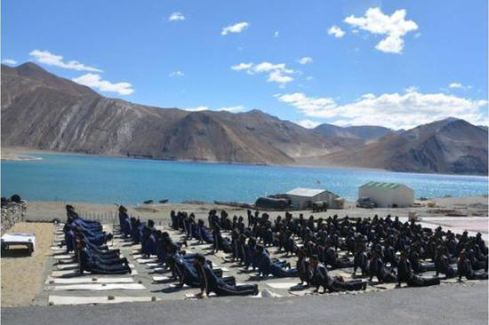 印媒:中印对峙期间 印方曾妄图派兵占据多处高地