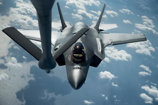 美军将增购94架F-35战斗机 拿中国威胁当借口